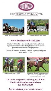 Heatherwold Stud open Day 2016 brochure back page