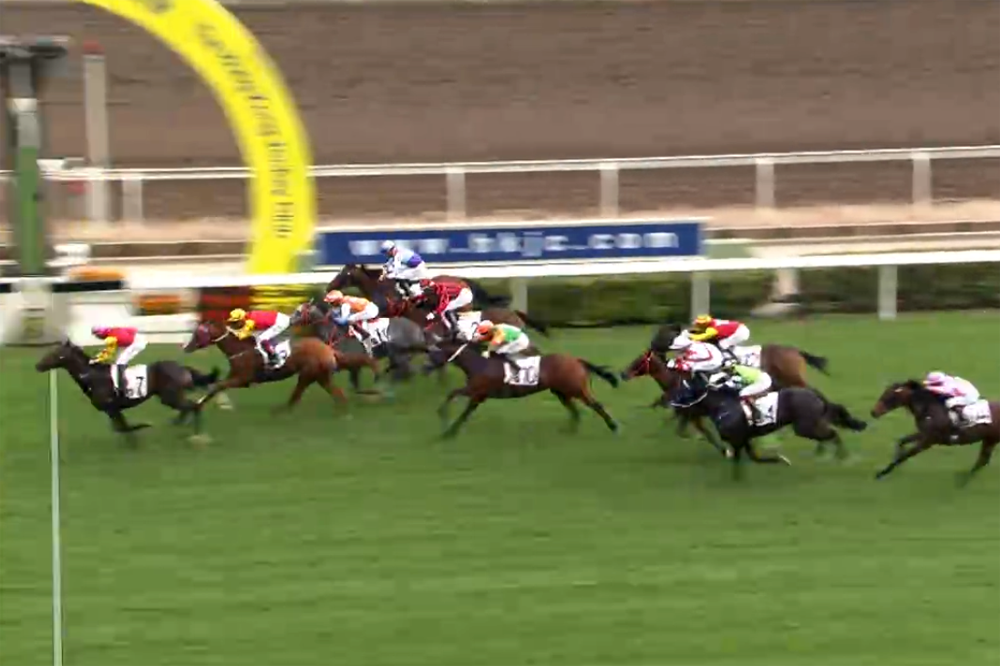 Farhh Above wins Nga Tsin Wai Handicap Sha Tin 11 January 2020