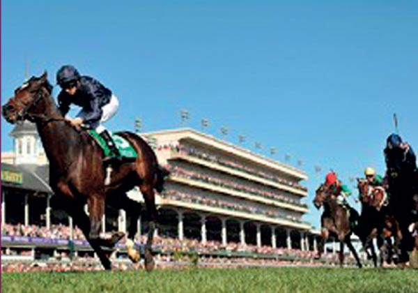 Breeders Cup Juvenile Turf winner Wrote